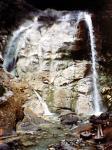 川原毛湯滝