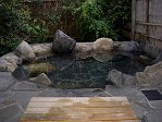 「琵琶湖ロイヤルホテル」露天風呂