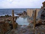 「崎の湯」露天風呂1